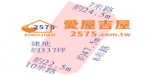 愛屋吉屋2575土地_高雄建地